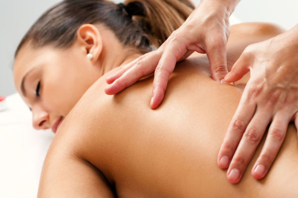 Injury treatment massage medical massage
